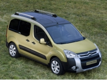 Фото Citroen Berlingo минивэн  №1