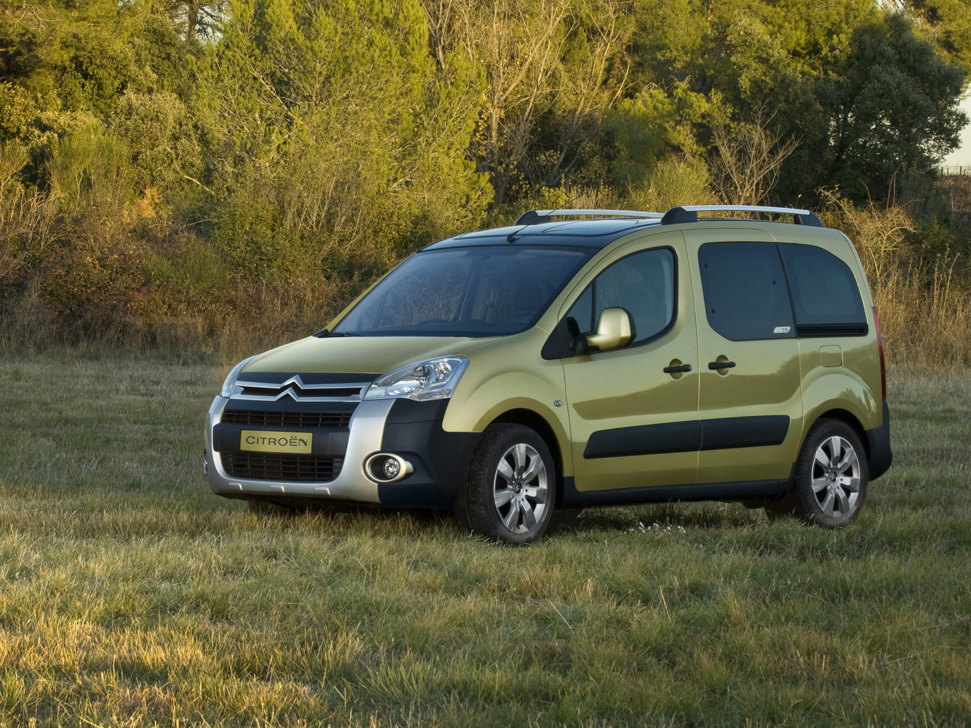 Фото автомобиля Citroen Berlingo минивэн