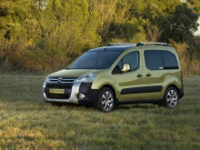 Фото Citroen Berlingo минивэн  №6