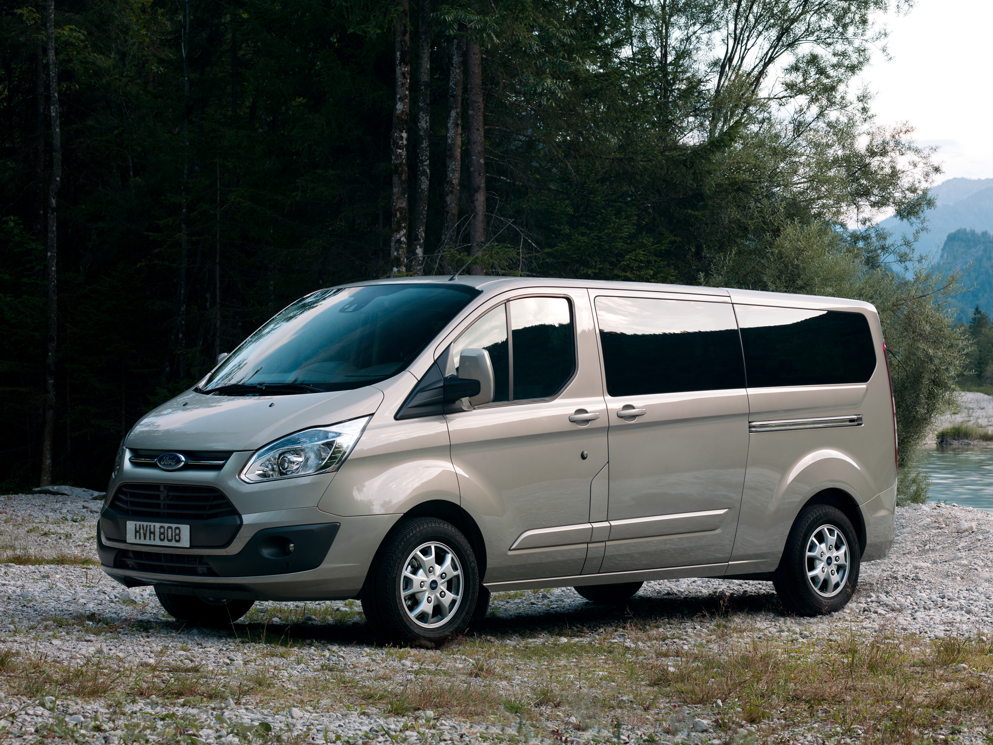 Ford tourneo фото 7