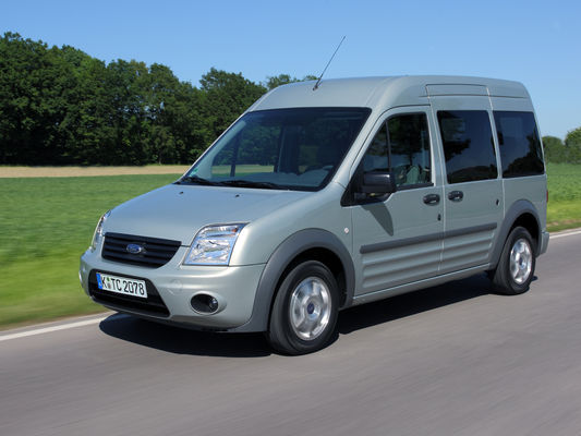 Фото автомобиля Ford Tourneo Connect