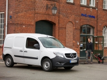 Фото Mercedes-Benz Citan Fourgon  №10