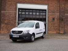 Фото Mercedes-Benz Citan Fourgon  №11