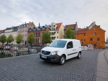 Фото Mercedes-Benz Citan Fourgon  №12