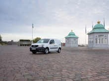 Фото Mercedes-Benz Citan Fourgon  №13
