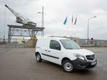 Фото Mercedes-Benz Citan Fourgon  №14