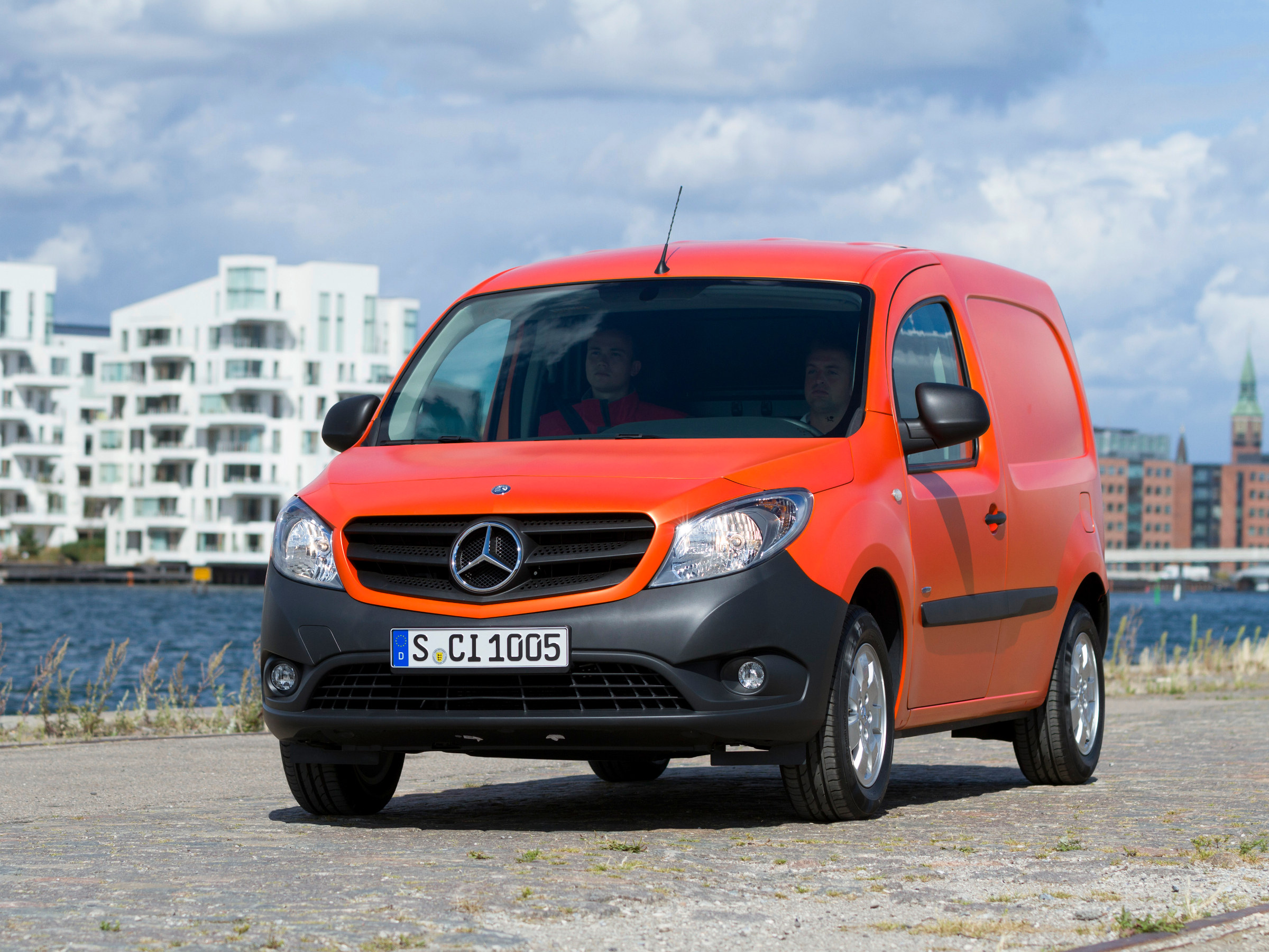 Фото автомобиля Mercedes-Benz Citan Fourgon