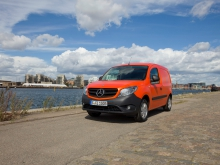 Фото Mercedes-Benz Citan Fourgon  №16