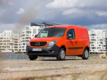 Фото Mercedes-Benz Citan Fourgon  №18