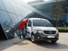 Фото Mercedes-Benz Citan Fourgon  №1