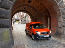Фото Mercedes-Benz Citan Fourgon  №21