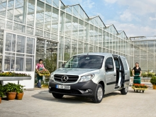 Фото Mercedes-Benz Citan Fourgon  №2