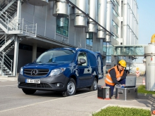 Фото Mercedes-Benz Citan Fourgon  №3