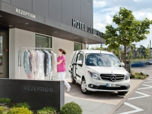 Фото Mercedes-Benz Citan Fourgon  №5
