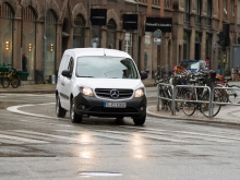 Фото Mercedes-Benz Citan Fourgon  №7