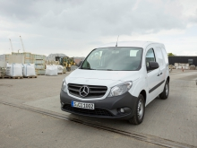 Фото Mercedes-Benz Citan Fourgon  №9
