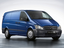 Фото Mercedes-Benz Vito Fourgon  №1