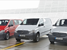 Фото Mercedes-Benz Vito Fourgon  №4