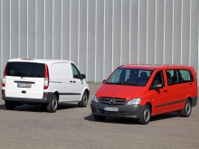 Фото Mercedes-Benz Vito Fourgon  №5