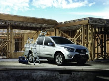 Фото SsangYong Actyon Sports  №10