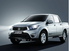Фото SsangYong Actyon Sports  №12