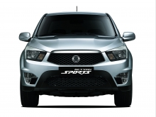 Фото SsangYong Actyon Sports  №13