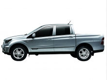 Фото SsangYong Actyon Sports  №15