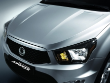Фото SsangYong Actyon Sports  №16