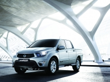 Фото SsangYong Actyon Sports  №5
