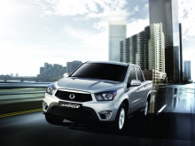 Фото SsangYong Actyon Sports  №8