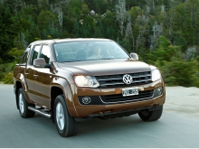 Фото Volkswagen Amarok 4-дв. 2.0 TDI MT 4Motion №10