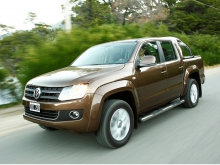 Фото Volkswagen Amarok 4-дв. 2.0 TDI MT 4Motion №11