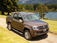 Фото Volkswagen Amarok 4-дв. 2.0 TDI MT 4Motion №12