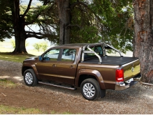 Фото Volkswagen Amarok 4-дв. 2.0 TDI MT 4Motion №13