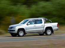 Фото Volkswagen Amarok 4-дв. 2.0 TDI MT 4Motion №14
