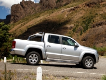 Фото Volkswagen Amarok 4-дв. 2.0 TDI MT 4Motion №15