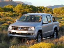 Фото Volkswagen Amarok 4-дв. 2.0 biTDI AT (2016) №16