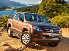 Фото Volkswagen Amarok 4-дв. 2.0 TDI MT 4Motion №17