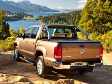 Фото Volkswagen Amarok 4-дв. 2.0 TDI MT 4Motion №18