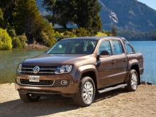 Фото Volkswagen Amarok 4-дв. 2.0 TDI MT 4Motion №19