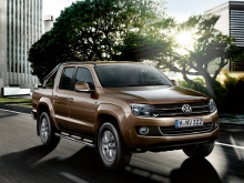 Фото Volkswagen Amarok 4-дв. 2.0 TDI MT 4Motion №1