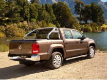 Фото Volkswagen Amarok 4-дв. 2.0 TDI MT 4Motion №20