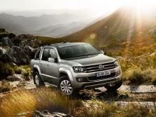 Фото Volkswagen Amarok 4-дв. 2.0 TDI MT 4Motion №2