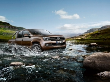 Фото Volkswagen Amarok 4-дв. 2.0 TDI MT 4Motion №3