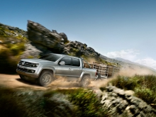 Фото Volkswagen Amarok 4-дв. 2.0 TDI MT 4Motion №4