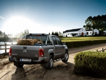 Фото Volkswagen Amarok 4-дв. 2.0 TDI MT 4Motion №6