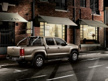 Фото Volkswagen Amarok 4-дв. 2.0 TDI MT 4Motion №7