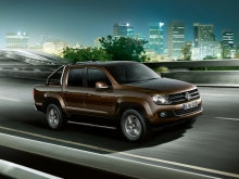 Фото Volkswagen Amarok 4-дв. 2.0 TDI MT 4Motion №8