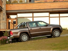 Фото Volkswagen Amarok 4-дв. 2.0 TDI MT 4Motion №9
