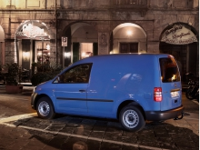 Фото Volkswagen Caddy фургон  №11